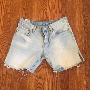 Levi Strauss and CO. Women's Jean Shorts